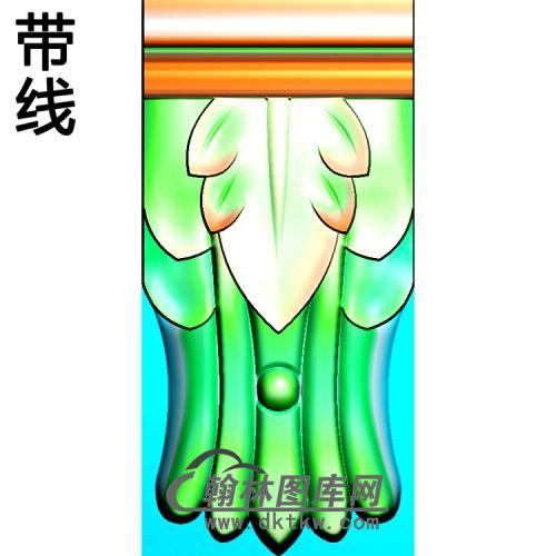 欧式柱头.梁托精雕图(ZTH-092)