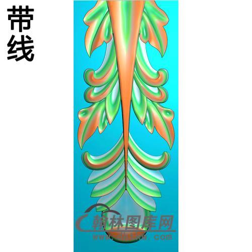 欧式柱头.梁托精雕图(ZTH-093)