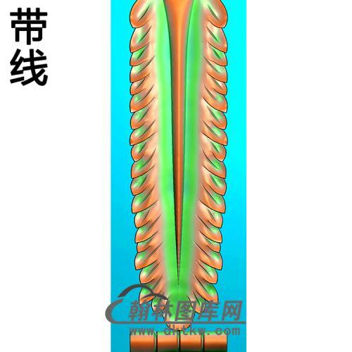 欧式柱头.梁托精雕图(ZTH-094)