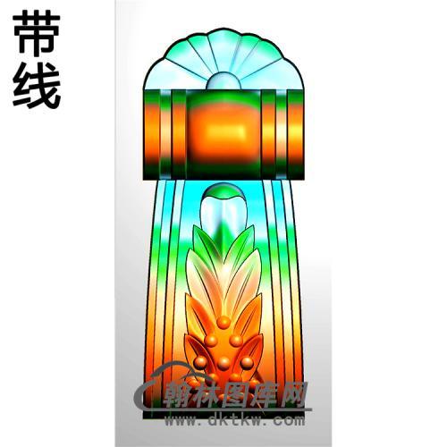 欧式柱头.梁托精雕图(ZTH-096)