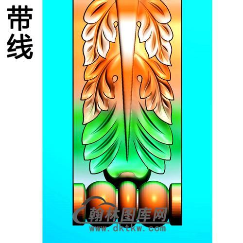 欧式柱头.梁托精雕图(ZTH-098)