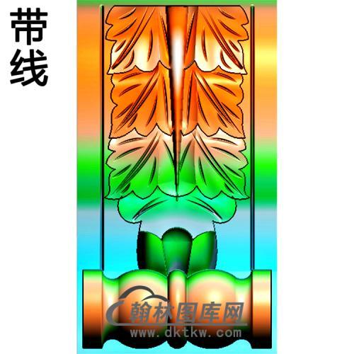 欧式柱头.梁托精雕图(ZTH-100)