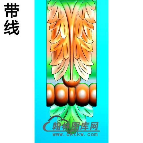 欧式柱头.梁托精雕图(ZTH-106)