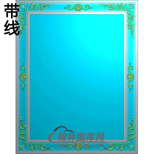欧式相框.镜框精雕图(LZT-265)