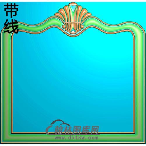 欧式相框.镜框精雕图(LZT-278)