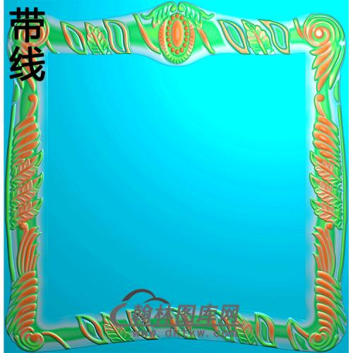 欧式相框.镜框精雕图(LZT-279)