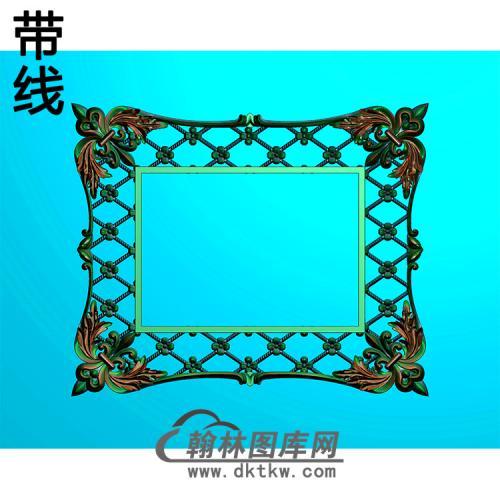 欧式相框.镜框精雕图(LZT-281)