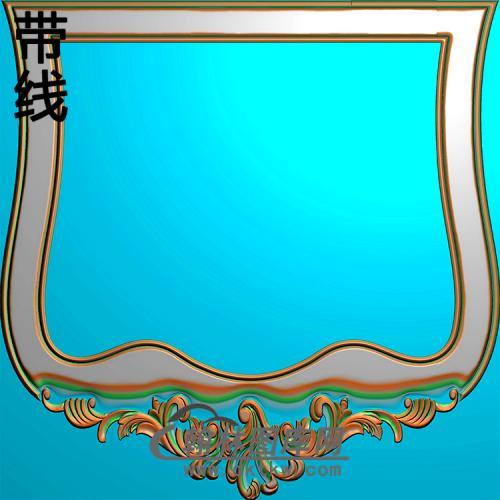 欧式相框.镜框精雕图(LZT-291)