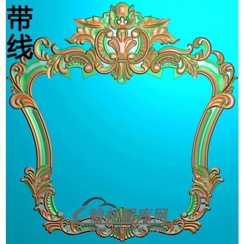 欧式相框.镜框精雕图(LZT-303)