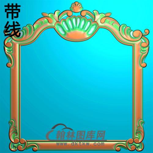 欧式相框.镜框精雕图(LZT-304)