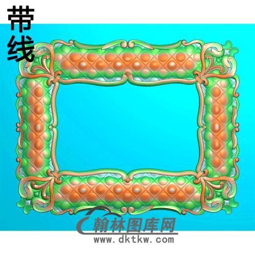 欧式相框.镜框精雕图(LZT-308)