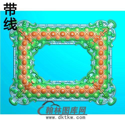 欧式相框.镜框精雕图(LZT-310)