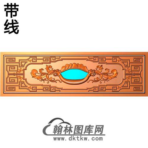 抽屉.抽斗精雕图(CD-011)