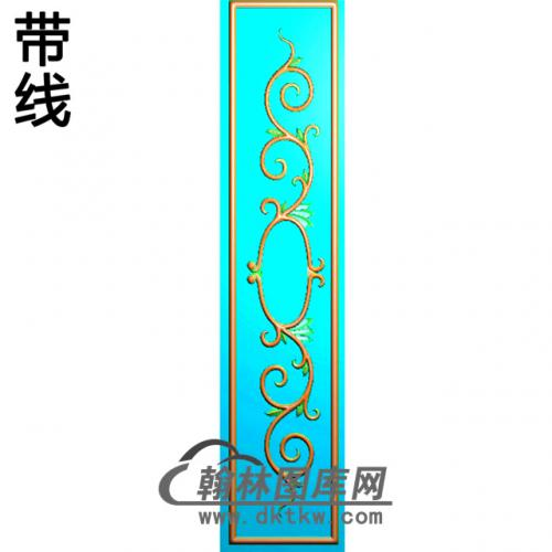 抽屉.抽斗精雕图(CD-012)