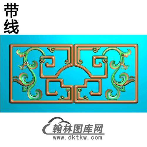 抽屉.抽斗精雕图(CD-016)