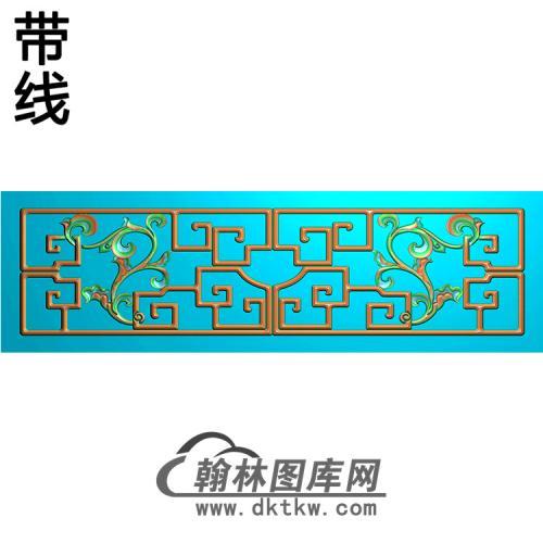 抽屉.抽斗精雕图(CD-017)