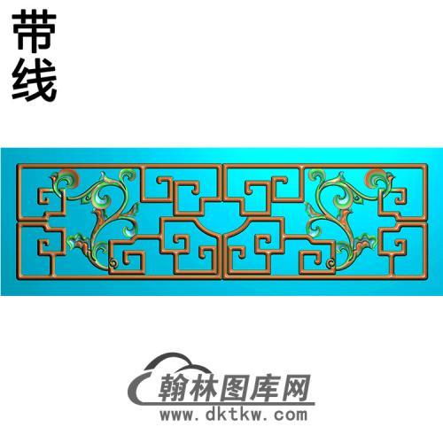 抽屉.抽斗精雕图(CD-018)