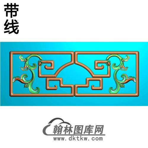 抽屉.抽斗精雕图(CD-019)