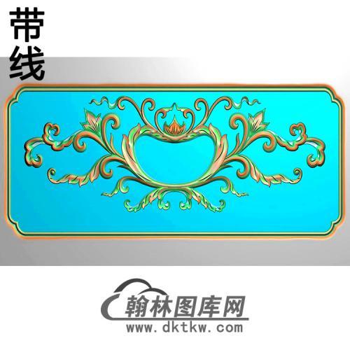 抽屉.抽斗精雕图(CD-020)