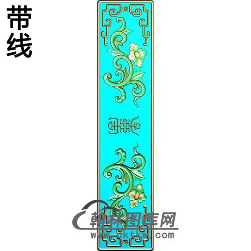 抽屉.抽斗精雕图(CD-025)