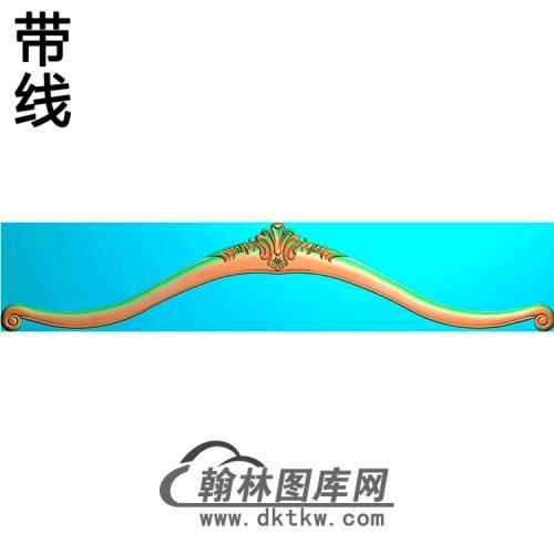 欧式床头精雕图(CT-007)