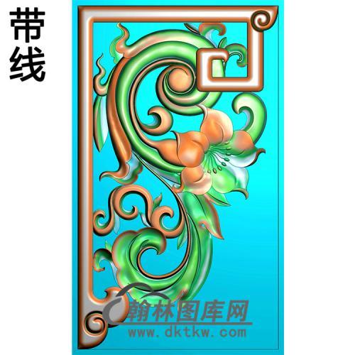 角花配件精雕图(JH-017)