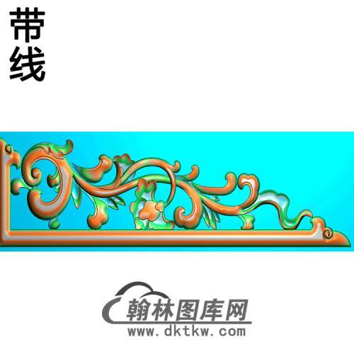 角花配件精雕图(JH-019)