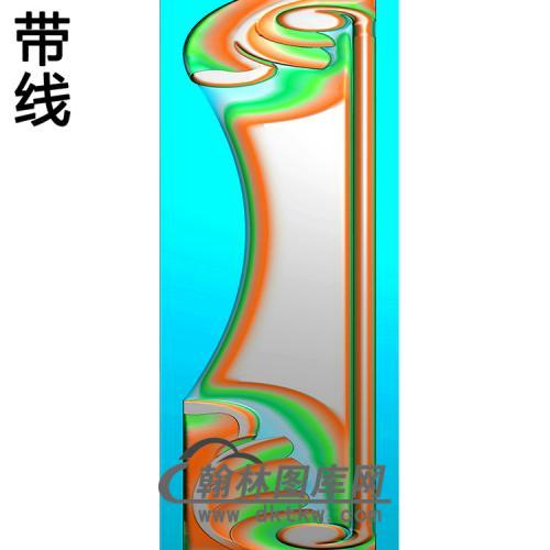 欧式腿精雕图(OST-005)
