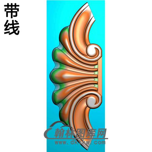 欧式椅脑精雕图(YN-015)