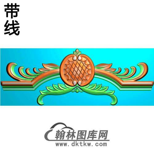 欧式椅脑精雕图(YN-022)