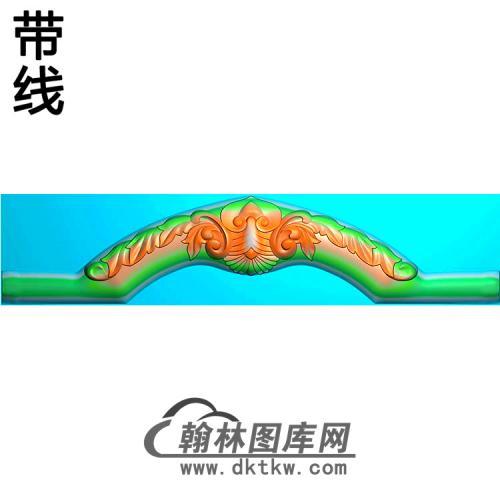 欧式椅脑精雕图(YN-042)