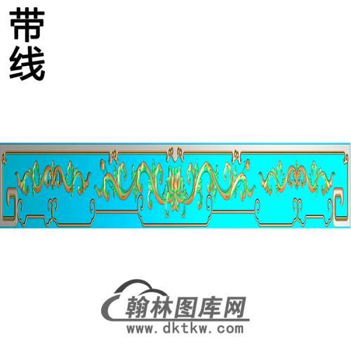 压板.裙板精雕图(QB-001)