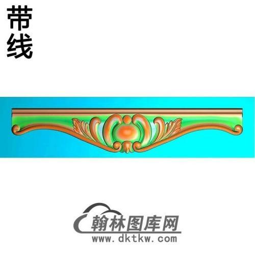 压板.裙板精雕图(QB-005)