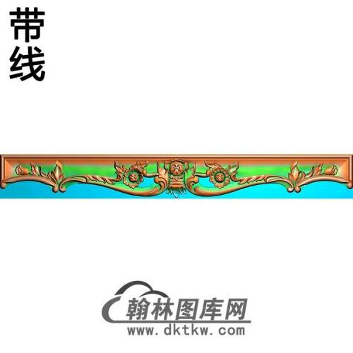 压板.裙板精雕图(QB-009)