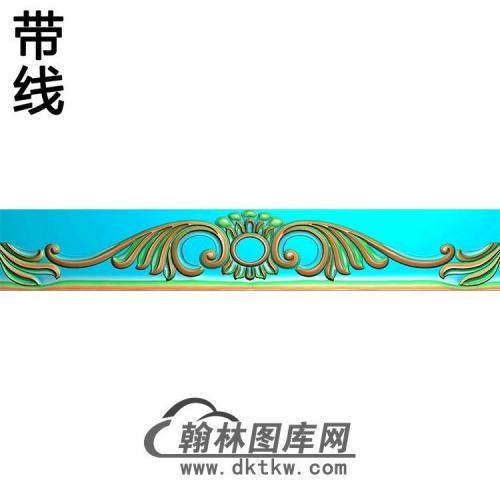 压板.裙板精雕图(QB-011)