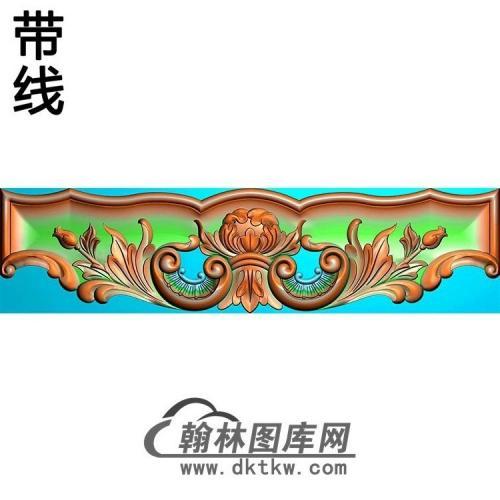 压板.裙板精雕图(QB-015)