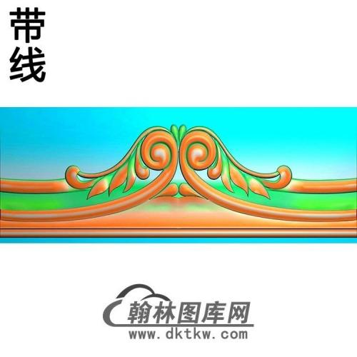 压板.裙板精雕图(QB-018)