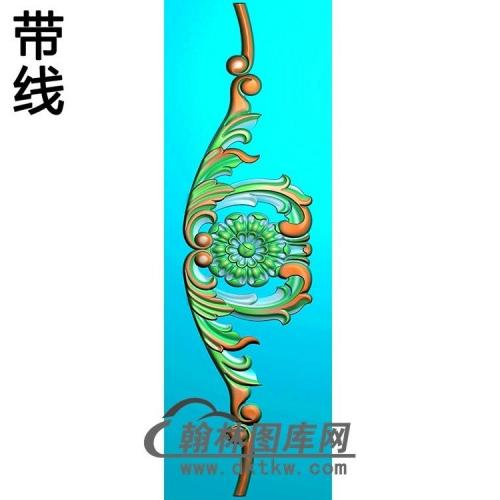 压板.裙板精雕图(QB-020)