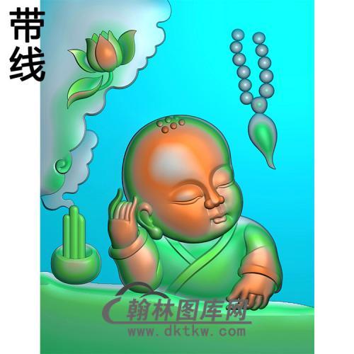 宝宝佛精雕图(BBF-113)