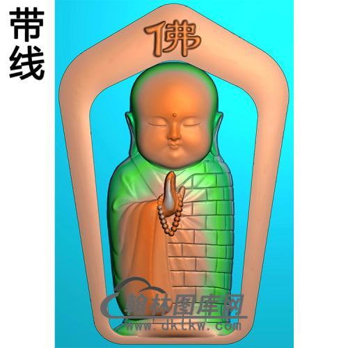 宝宝佛精雕图(BBF-114)