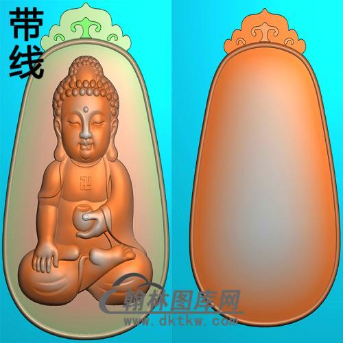 宝宝佛精雕图(BBF-117)