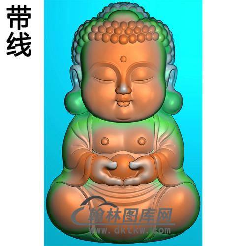 宝宝佛精雕图(BBF-127)