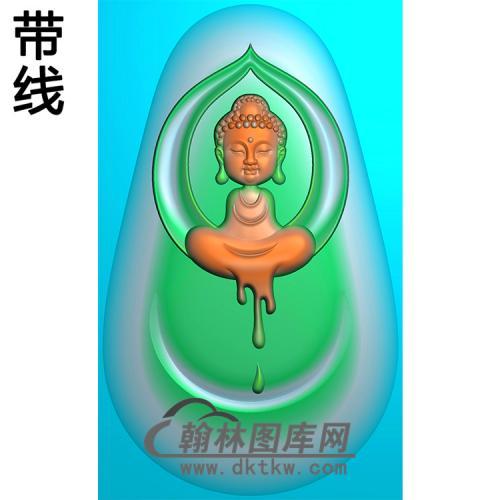 宝宝佛精雕图(BBF-139)