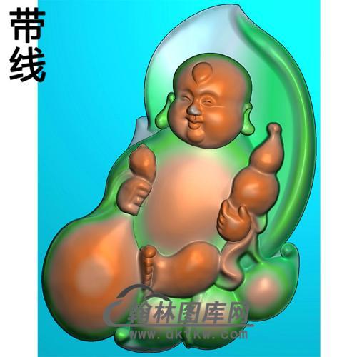 宝宝佛精雕图(BBF-142)