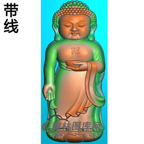 宝宝佛精雕图(BBF-145)