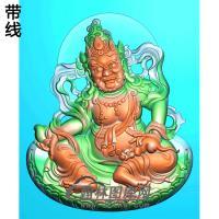 藏佛精雕图(ZF-007)