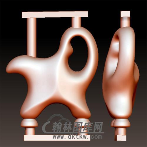 弹弓立体圆雕图(YDG-056)