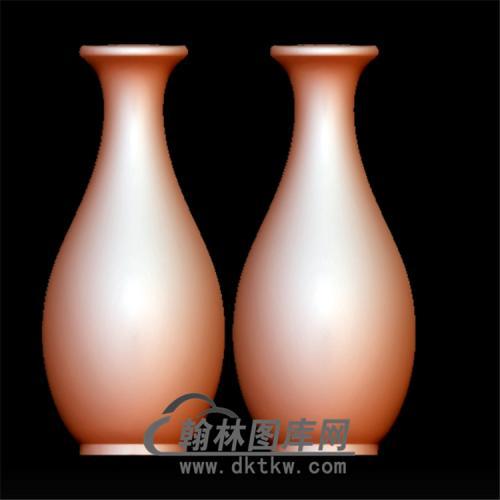 平安瓶立体圆雕图(YHL-016)