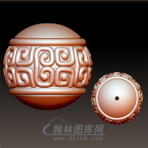 珠子立体圆雕图(YSQ-018)