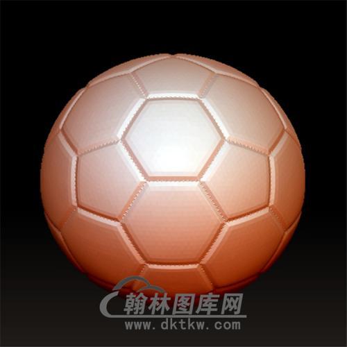 足球立体圆雕图(YSQ-025)